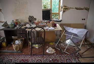 آیینه یزد - وجود 90 روستا در کانون زلزله 6.4 استان کرمانشاه