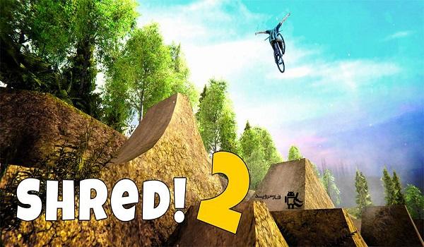 دانلود Shred! 2 - Freeride Mountain Biking 1.30 - بازی خارق العاده دوچرخه سواری کوهستان اندروید