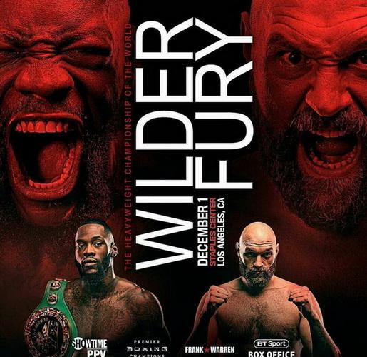 دانلود مسابقه بوکس  Deontay Wilder vs Tyson Fury-پست شماره 2