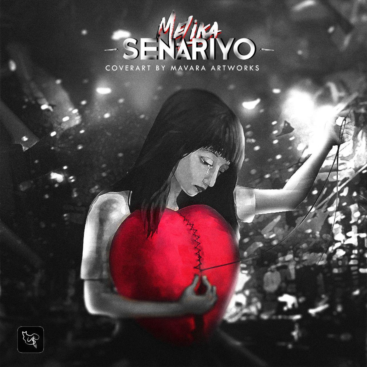 آهنگ جدید سناریو از ملیکا