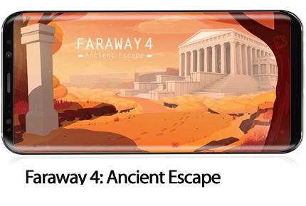 دانلود Faraway 4: Ancient Escape v1.0.4252 - بازی موبایل دور افتاده 4: فرار از باستان