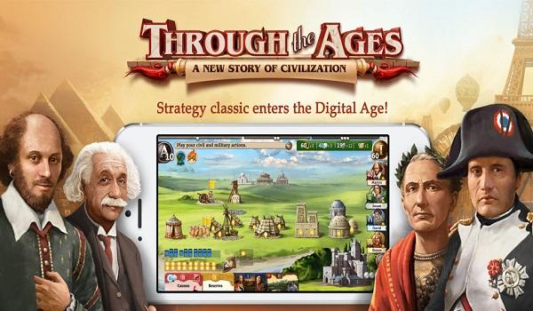 دانلود Through the Ages 1.8.16 - بازی تخته ای