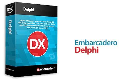 دانلود Embarcadero Delphi 10.3.0 Rio version 26.0.32429.4364 Lite 15.0 - نرم افزار محیط برنامه نویسی دلفی
