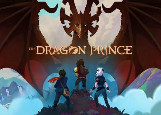 خرید سریال the dragon prince