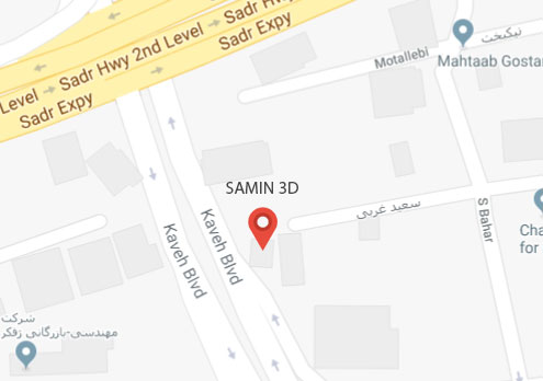SAMMIN 3D location