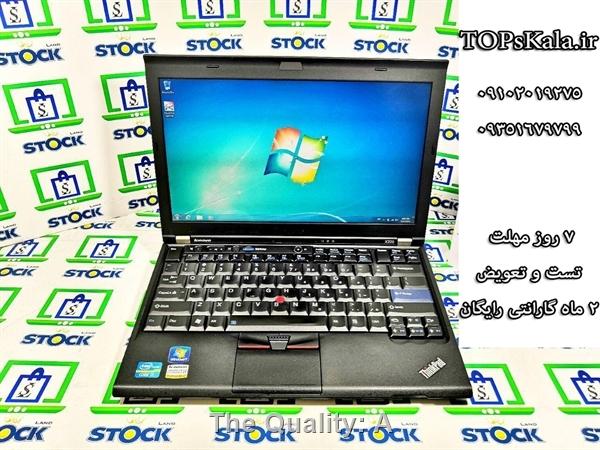فروش لپ تاپ کارکرده Lenovo مدل X220