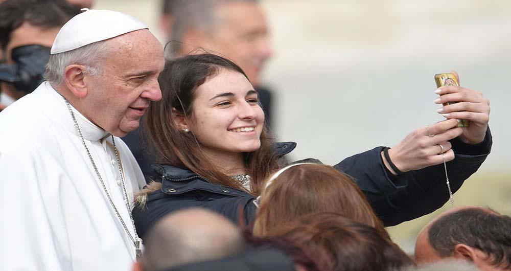 اینستاگرام پاپ فرانسیس