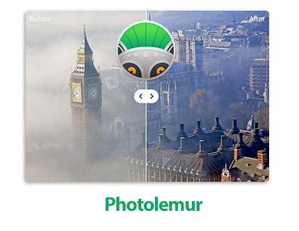 دانلود Photolemur 3 v1.1.0.2388 x64 - نرم افزار بهبود کیفیت عکس و افکت گذاری تصویر