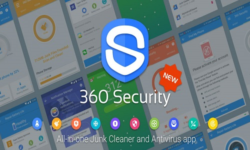 دانلود A 360 Security - Free Antivirus, Booster, Cleaner 5.1.4.3833 - نرم افزار امنیتی و انتی ویروس قدرتمند 360 سکیوریتی اندروید