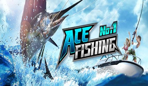 دانلود Ace Fishing: Wild Catch 4.1.2 - بازی ماهیگیری عالی اندروید