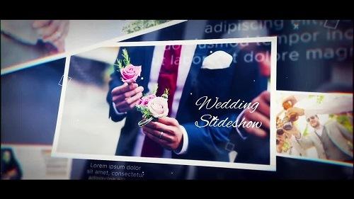 دانلود پروژه آماده افترافکت عروسی : Wedding Cinematic Slideshow بهمراه دمو
