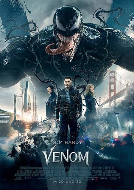 دانلود دوبله فارسی فیلم Venom 2018
