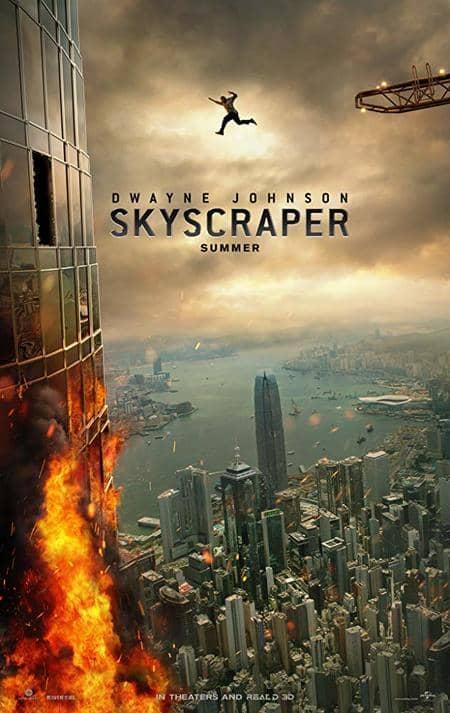 دانلود دوبله فارسی فیلم Skyscraper 2018