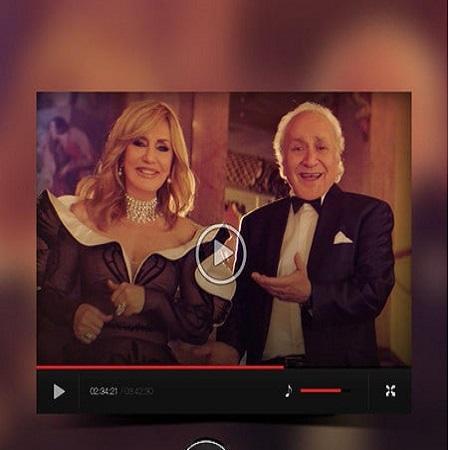 دانلود موزیک ویدیو جدید گوگوش و مارتیک به نام رفاقت