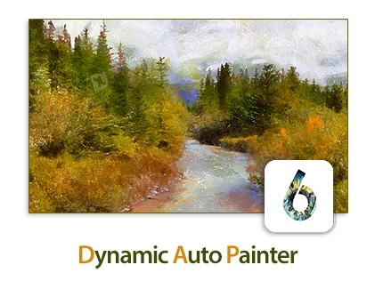 دانلود Dynamic Auto Painter Pro v6.11 x64 - نرم افزار تبدیل عکس به نقاشی