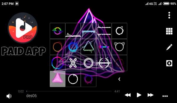 دانلود Music Avee Player Pro / Paid Music Player 1.0 - موزیک پلیر کم حجم، ساده و قدرتمند آوی اندروید
