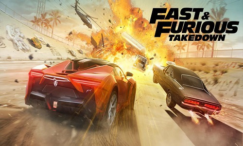 دانلود Fast & Furious Takedown 1.1.51 - بازی ماشین سواری