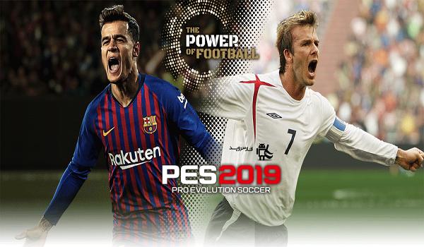 دانلود PES 2019 PRO EVOLUTION SOCCER 3.0.0 - بازی فوتبال پی اس 2019 اندروید