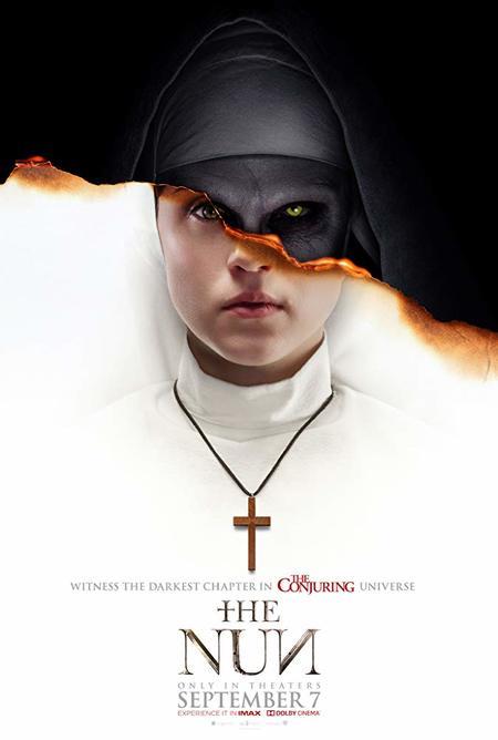 دانلود دوبله فارسی فیلم The Nun 2018