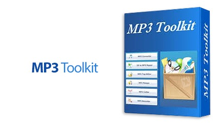 دانلود MP3 Toolkit v1.3.4 - نرم افزار کار با فایل های صوتی