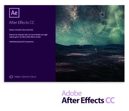 دانلود Adobe After Effects CC 2019 v16.0.1.48 x64 - نرم افزار ادوبی افتر افکت سی سی 2019