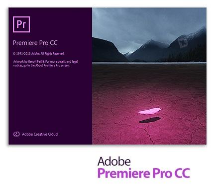 دانلود Adobe Premiere Pro CC 2019 v13.0.2.38 x64 - نرم افزار ادوبی پریمیر سی سی 2019