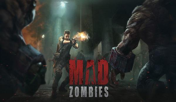 دانلود MAD ZOMBIES : Free Sniper Games 5.13.1 - بازی اکشن نبرد با زامبی ها اندروید
