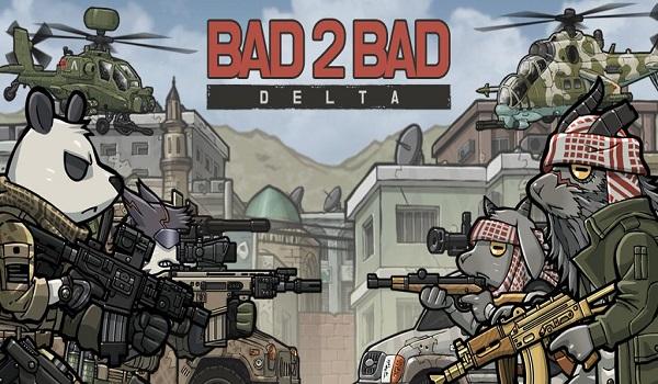 دانلود BAD 2 BAD: DELTA 1.4.5 - بازی اکشن جالب گروه دلتا اندروید