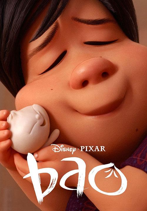 دانلود رایگان انیمیشن کوتاه و خانوادگی بائو Bao 2018 BluRay