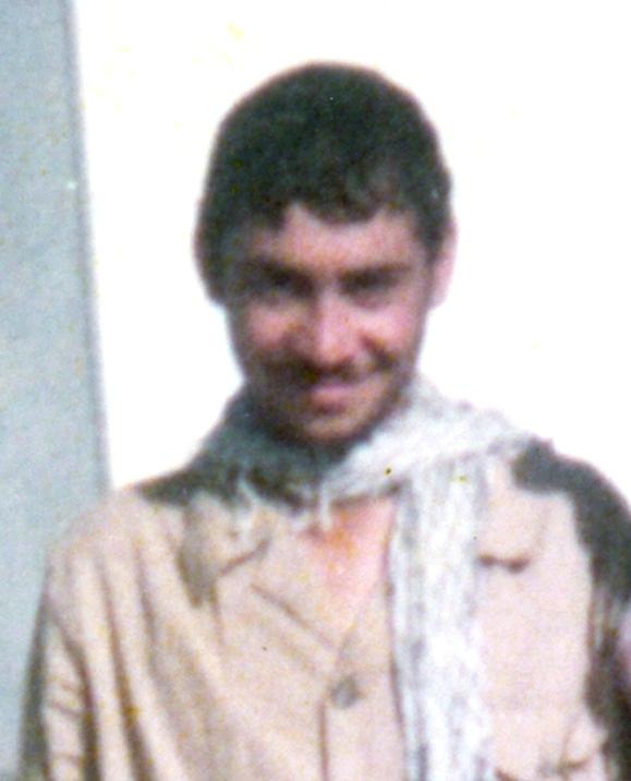 شهید بزرگ ذوالفقاریان برای اولین بار به جبهه رفت