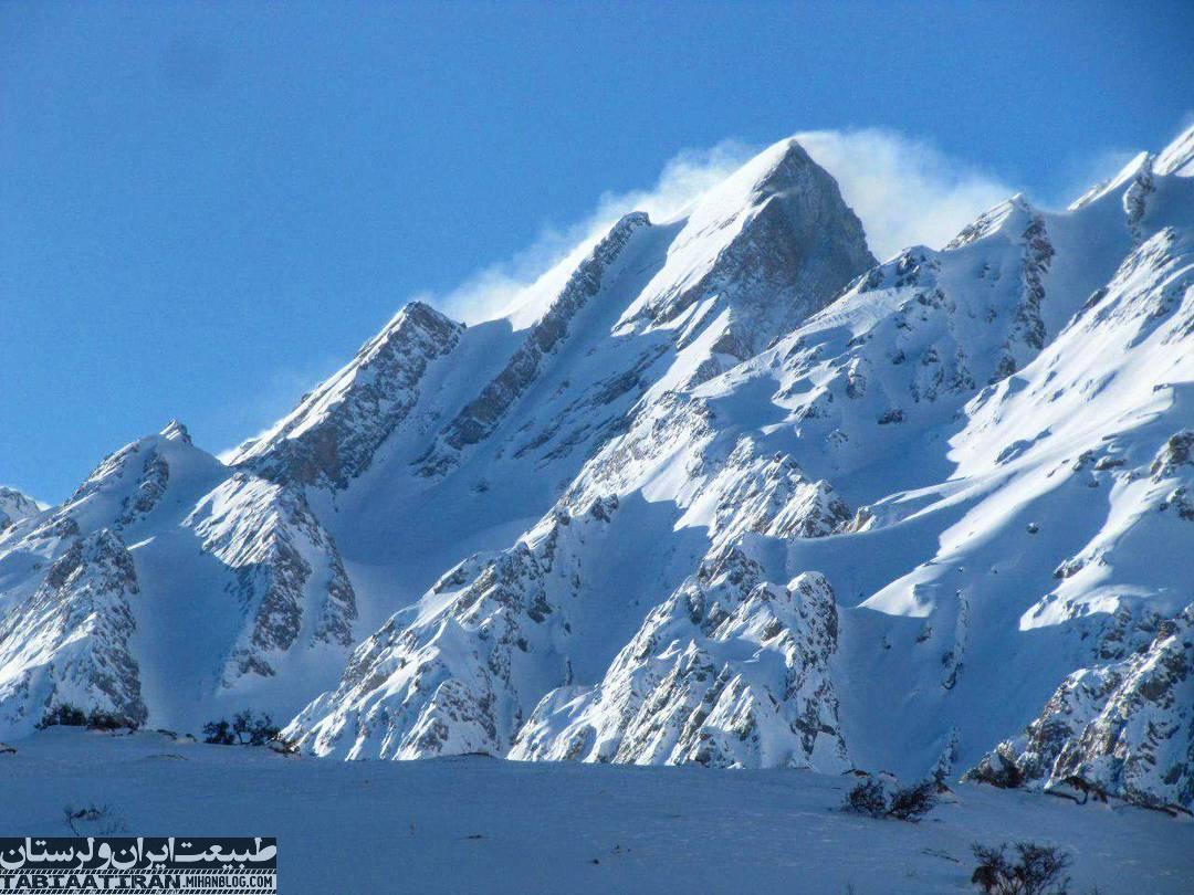 فنی ترین کوه ایران