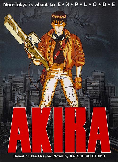 دانلود رایگان دوبله فارسی انیمیشن ژاپنی آکیرا Akira 1988 BluRay