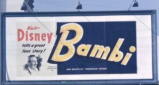 بنر بامبی