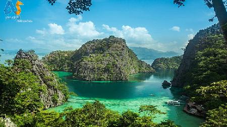 جزیره پالاوان در فیلیپین