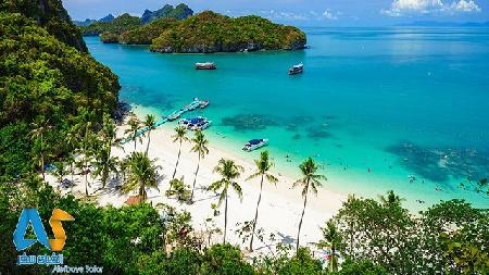 جزیره کرابی در تایلند