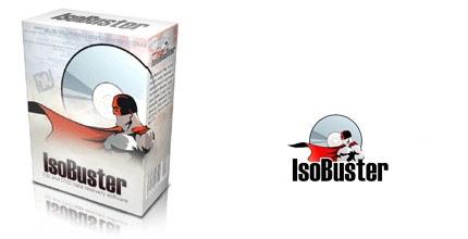 دانلود IsoBuster Pro v4.3 Build 4.3.0.00 - نرم افزار کپی و بازیابی اطلاعات سی دی های خش دار و قفل دار
