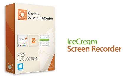 دانلود IceCream Screen Recorder Pro v5.90 - نرم افزار ضبط صفحه نمایش