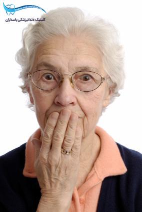 دندان مصنوعی و تغییر صدا