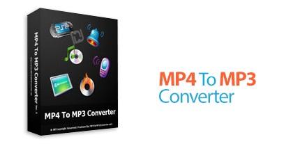 دانلود MP4 To MP3 Converter v4.2.1 - نرم افزار تبدیل فایل های ویدئویی به صوتی
