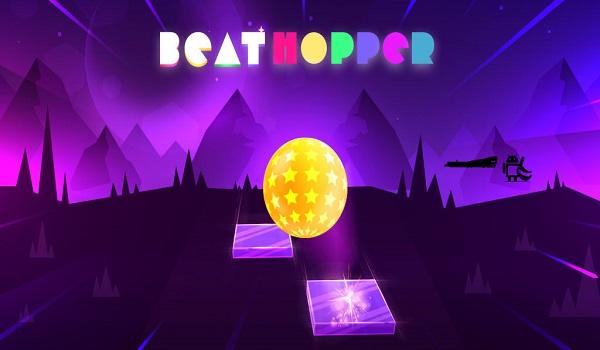 دانلود Beat Hopper: Bounce Ball to The Rhythm 2.6.4 - بازی موزیکال محبوب و سرگرم کننده اندروید