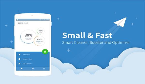 دانلود Power Clean - Antivirus Cleaner and Booster App 2.9.9.55 - بهینه ساز پرطرفدار