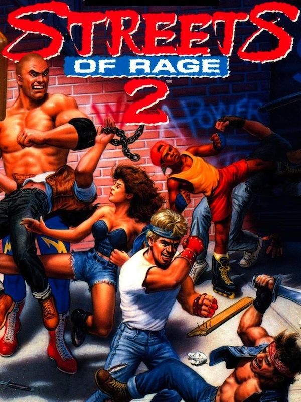 دانلود بازی شورش در شهر (برای کامپیوتر) - Streets of Rage 2 PC