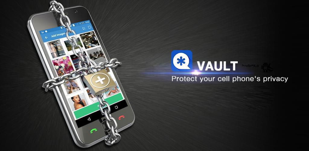 دانلود Vault-Hide SMS,Pics & Videos,App Lock,Cloud backup Full 6.8.12.22 - برنامه عالی قفل گذاری اندروید
