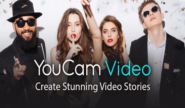 دانلود YouCam Video – Easy Video Editor & Movie Maker Premium 1.0.0 - ویرایشگر ویدئو کامل و پر امکانات یوکم اندروید