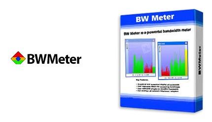 دانلود BWMeter v8.0.0 - نرم افزار نمایش اندازه گیری و کنترل پهنای باند