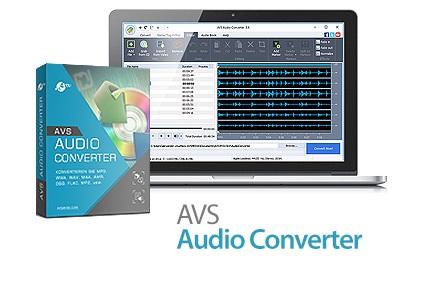 دانلود AVS Audio Converter v9.0.1.590 - نرم افزار تبدیل فایل های صوتی