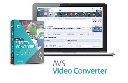 دانلود AVS Video Converter - نرم افزار تبدیل فایل های تصویری و ویدئویی