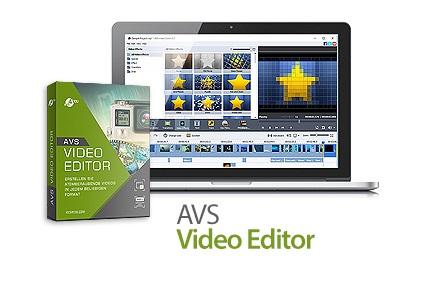 دانلود AVS Video Editor v9.0.1.328 - نرم افزار ویرایش فیلم ها