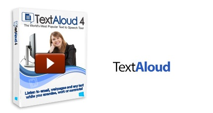دانلود TextAloud v4.0.23 - نرم افزار تبدیل متن به صدا