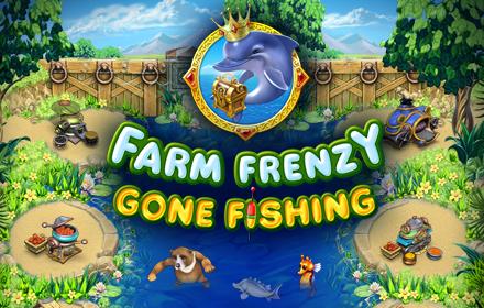 دانلود بازی Farm Frenzy Gone Fishing برای کامپیوتر